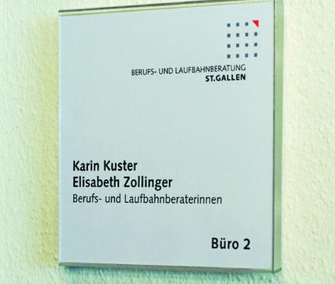 Berufsberatung St. Gallen 1
